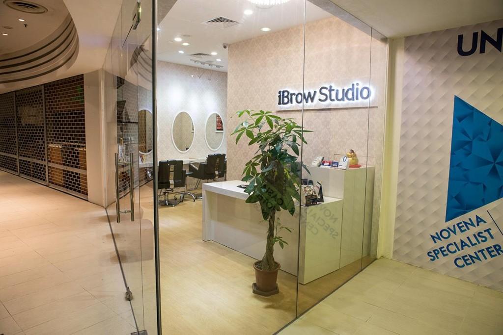iBrow Studio Company Portfolio